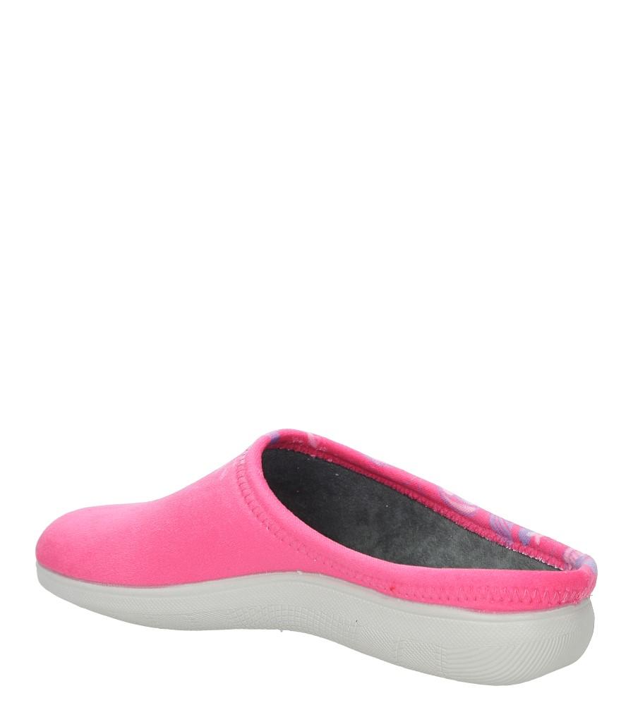 Kapcie Inblu BS000035 kolor różowy