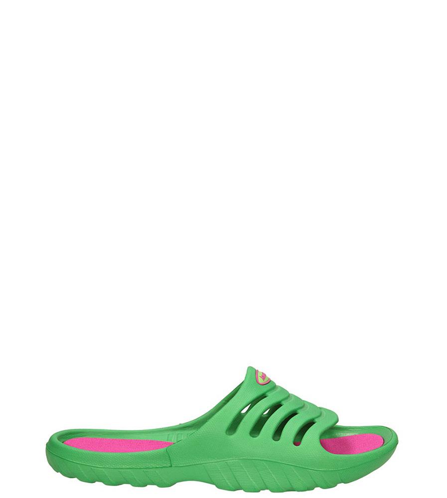 Damskie KLAPKI AMERICAN LC-A038009-1A zielony;;