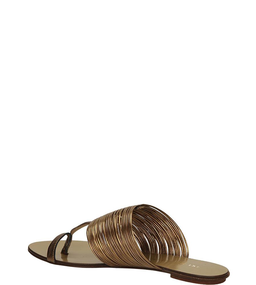 KLAPKI BRUNO PREMI X2601X kolor brązowy