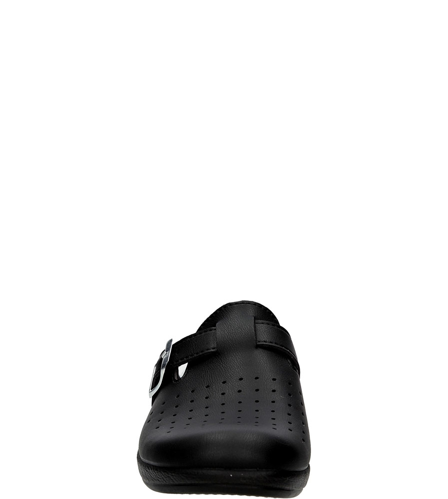 Klapki Inblu AE000001 kolor czarny