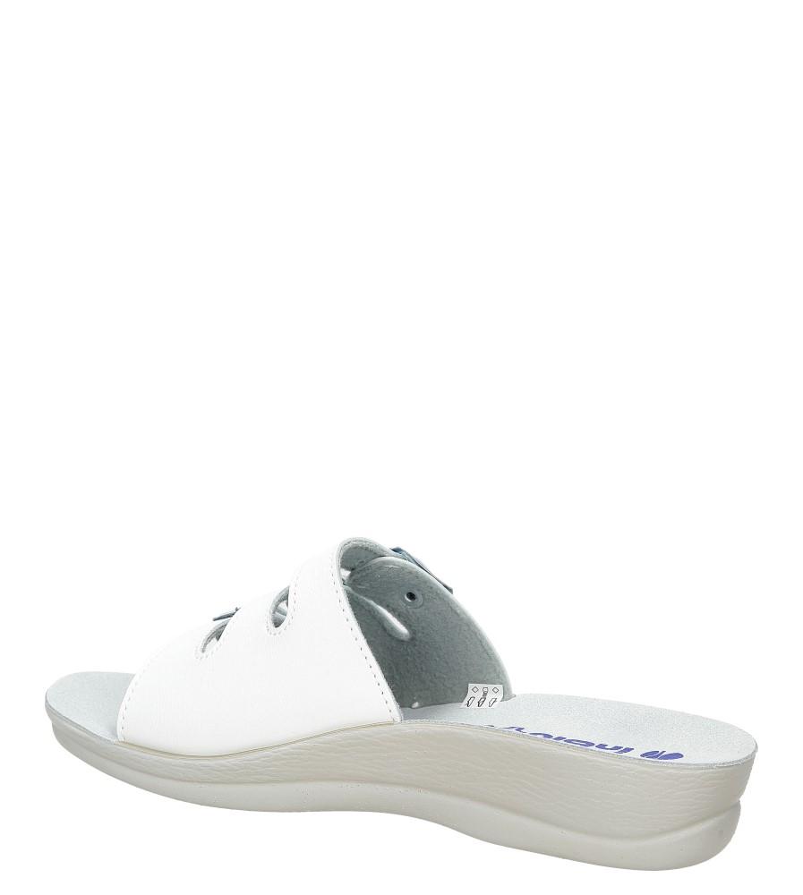 Klapki Inblu VR00005B kolor biały