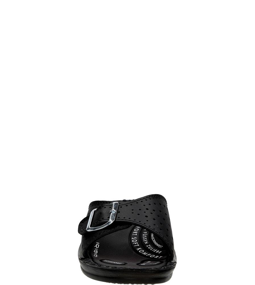 Klapki Inblu VR00009B kolor czarny
