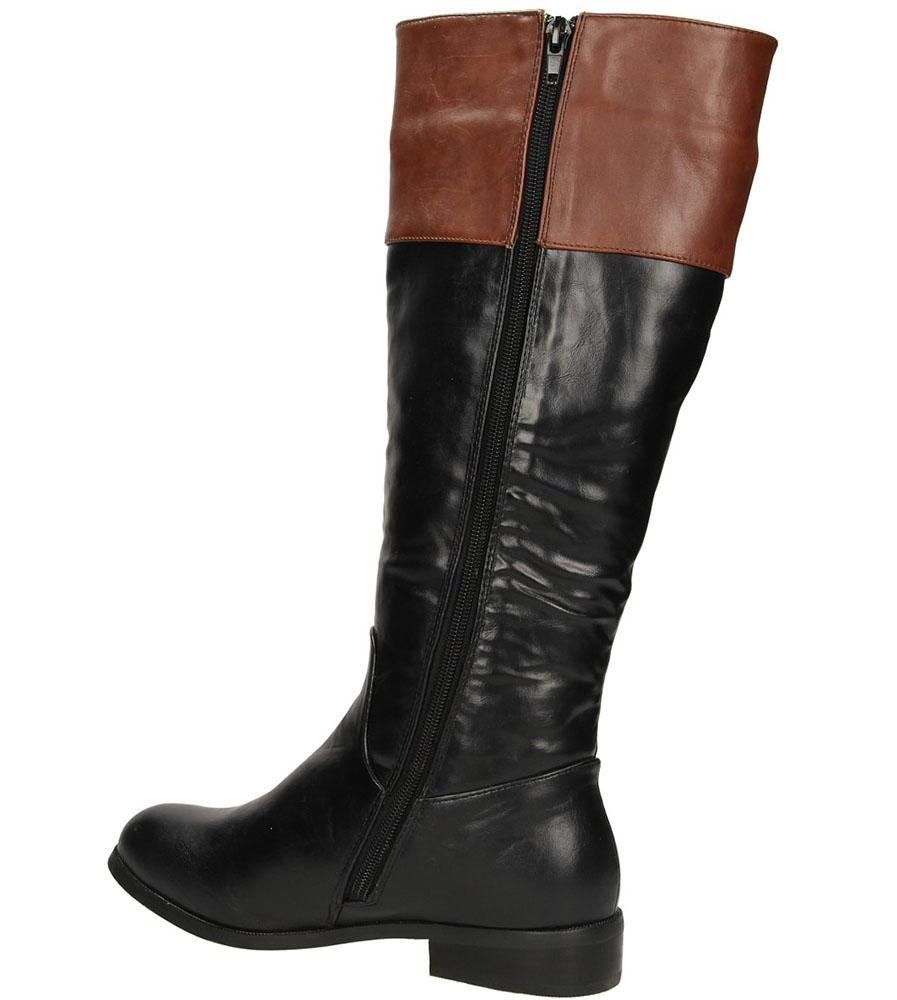 KOZAKI AMERICAN 3089B-158 wysokosc_obcasa 2 cm