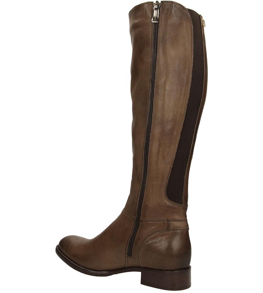 KOZAKI CARINII 1822 kolor brązowy