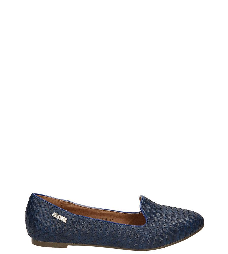 Damskie LORDSY CASU 40618 niebieski;;