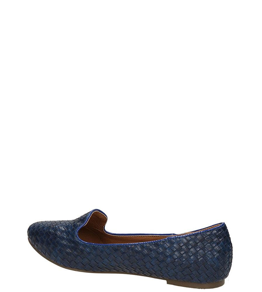 LORDSY CASU 40618 kolor ciemny niebieski