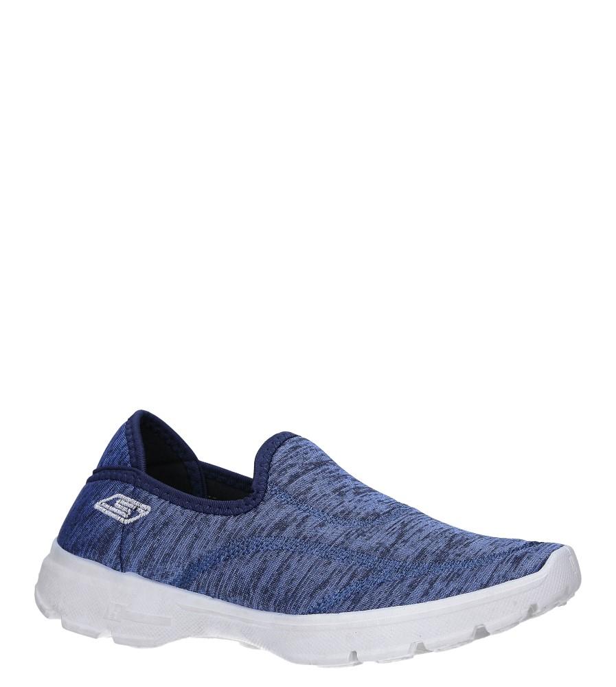 Niebieskie buty sportowe Casu A-7