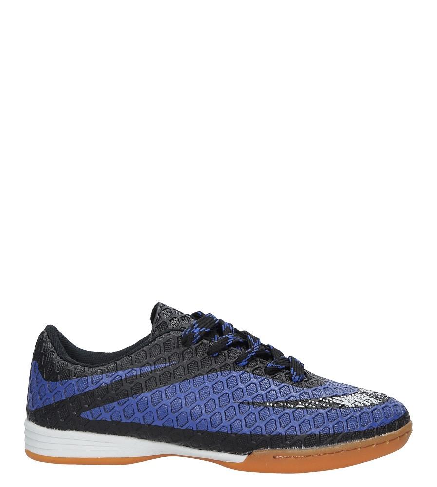 Niebieskie buty sportowe Casu LD280C-1