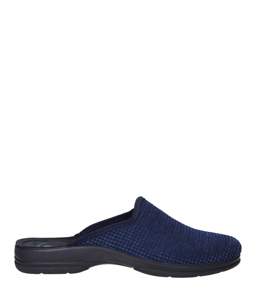 Niebieskie kapcie Inblu PO40XN01