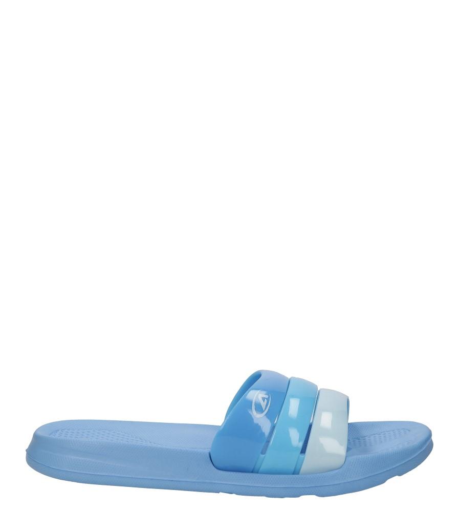 Niebieskie klapki American NH-S8776/A niebieski