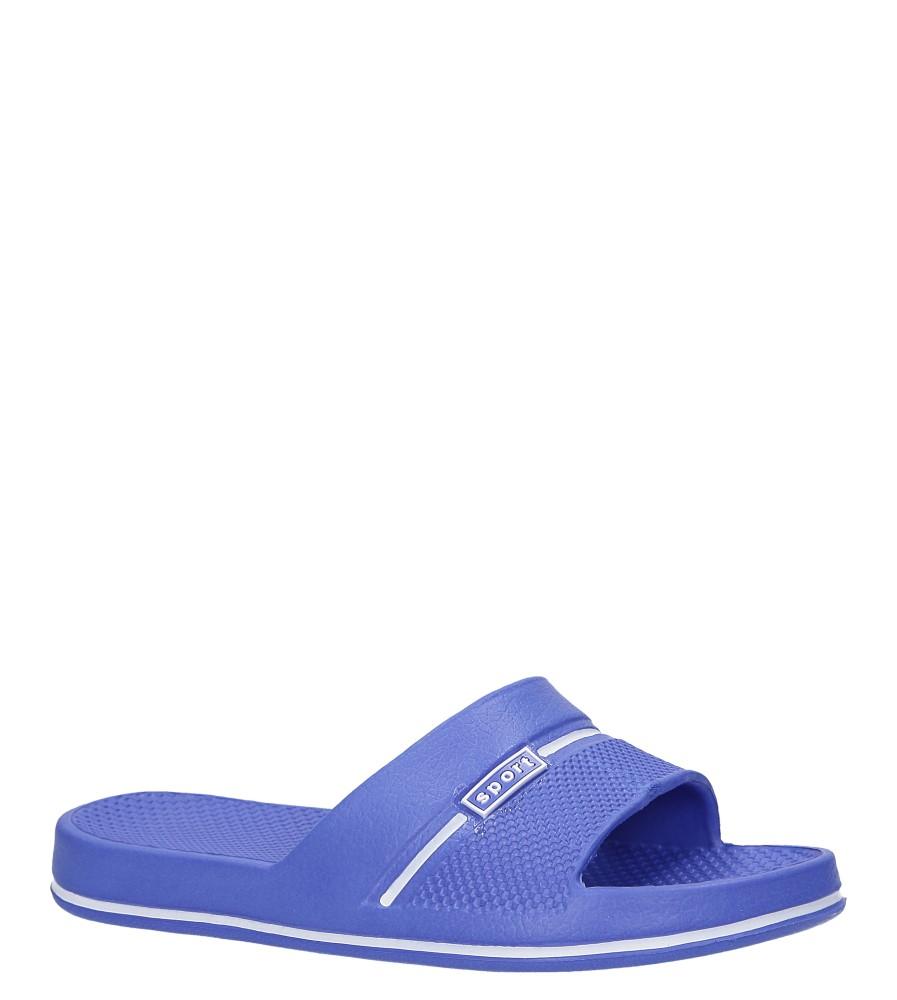 Niebieskie klapki basenowe Casu HS6008