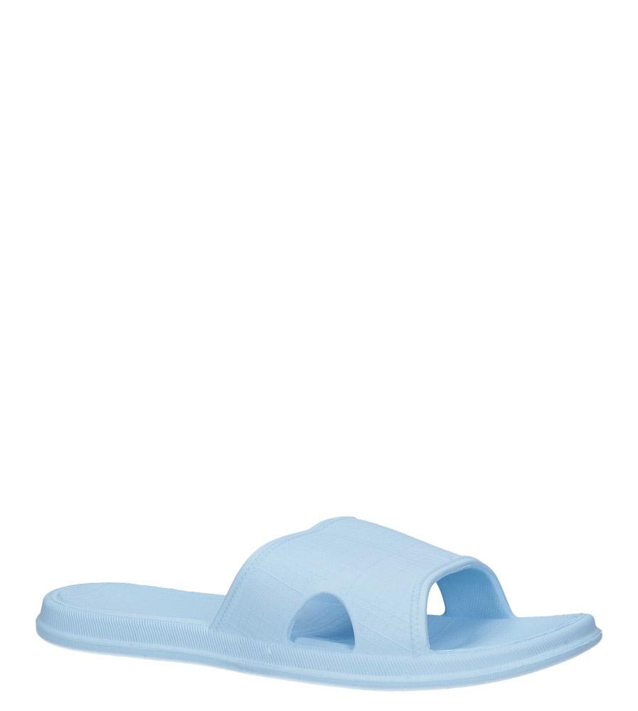 Niebieskie klapki basenowe Casu XT-811