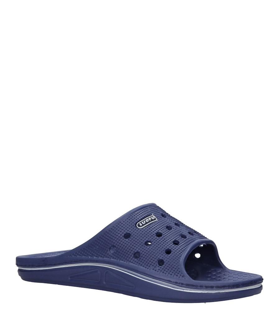 Niebieskie klapki Casu B92