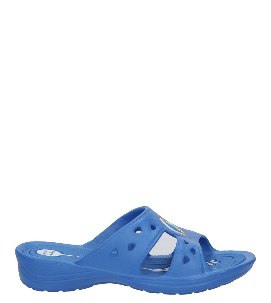 Niebieskie klapki Casu YL690B model YL690B