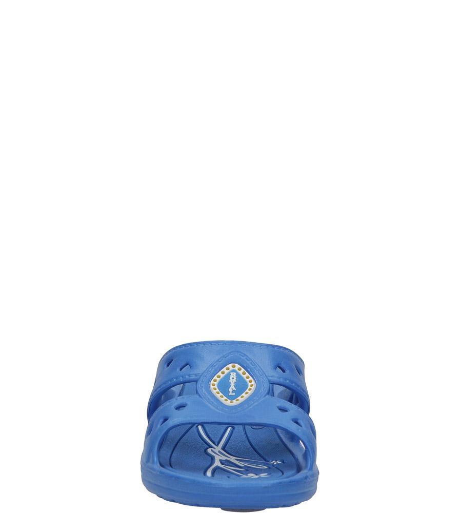 Niebieskie klapki Casu YL690B sezon Całoroczny
