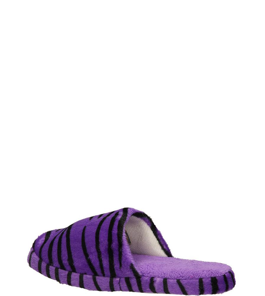 OBUWIE CASU DOMOWE R13-5 kolor fioletowy