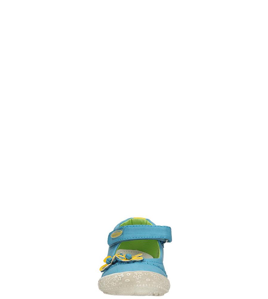 PÓŁBUTY AMERICAN G-C11211F kolor niebieski, żółty