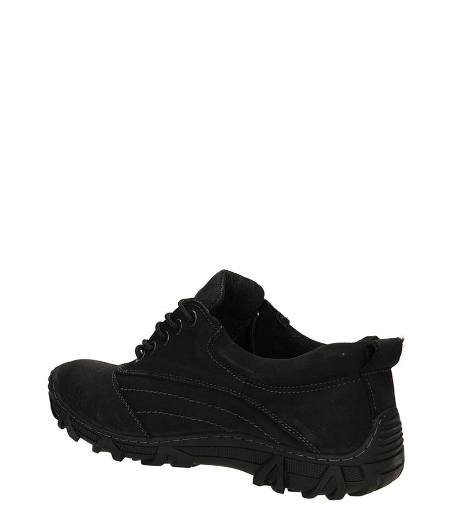 PÓŁBUTY CASU MXC9336-L kolor czarny