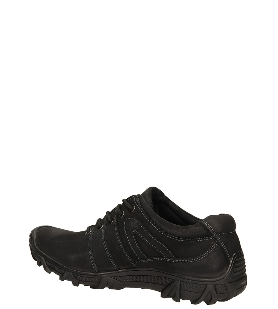 PÓŁBUTY CASU MXC9337-L kolor czarny