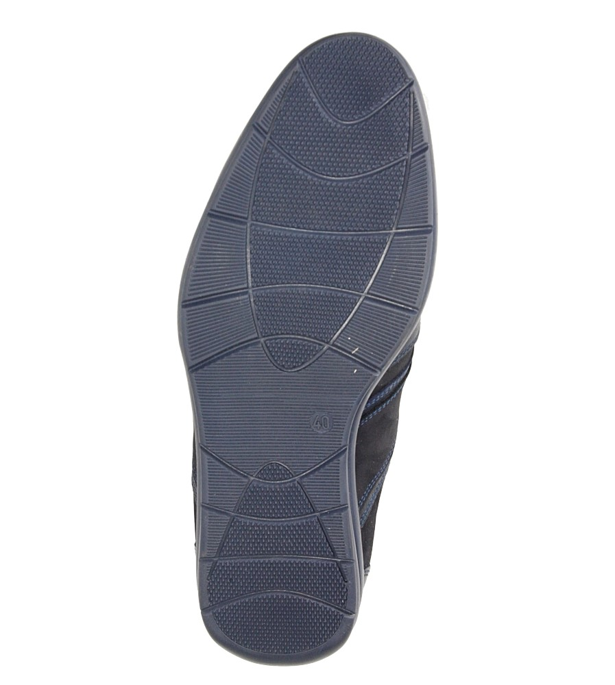 PÓŁBUTY WINDSSOR 608 nosek_buta zaokrąglony