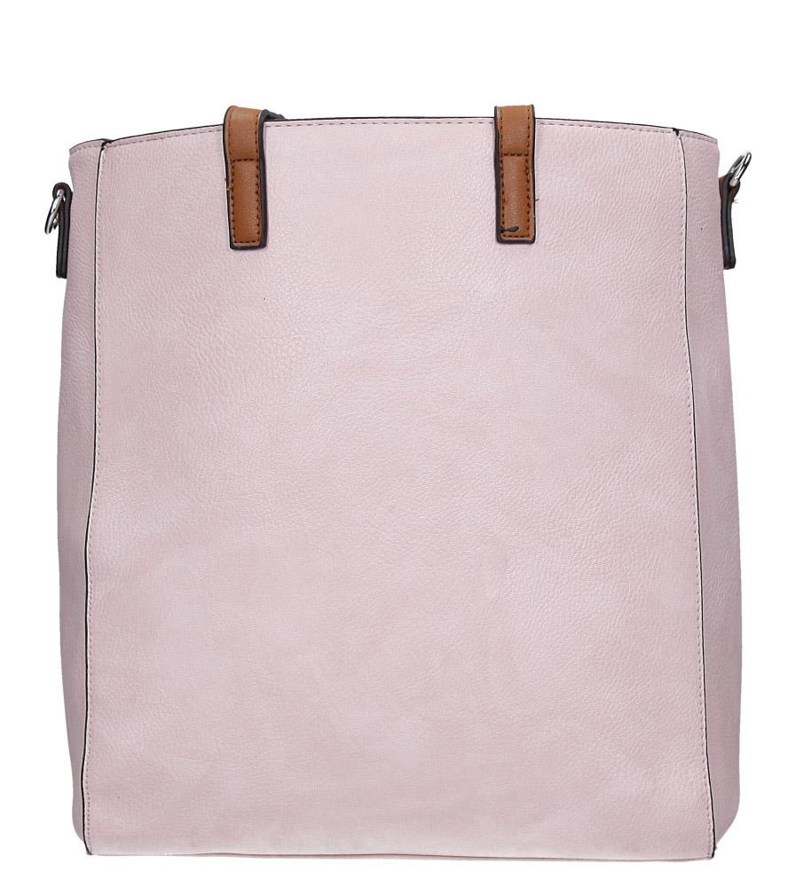 Różowa torebka Casu AD-47