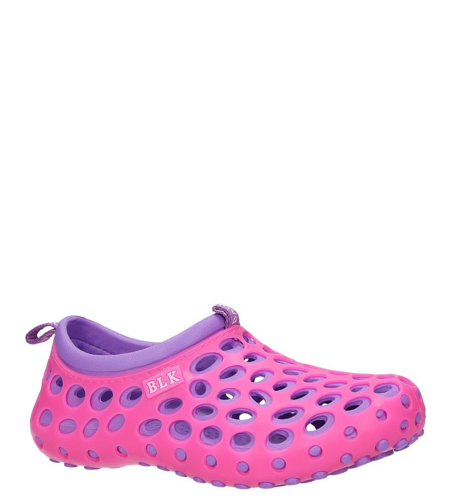 Różowe buty do wody Casu 748 różowy