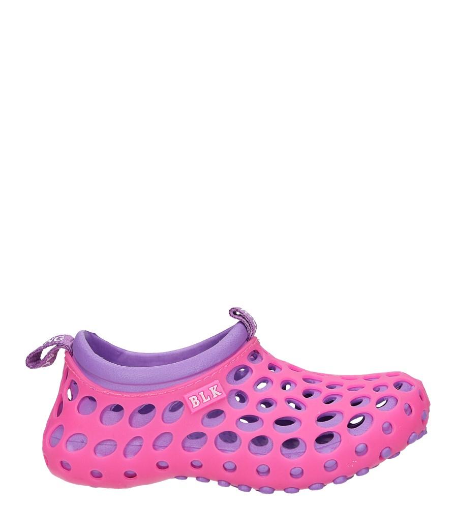 Różowe buty do wody Casu 748