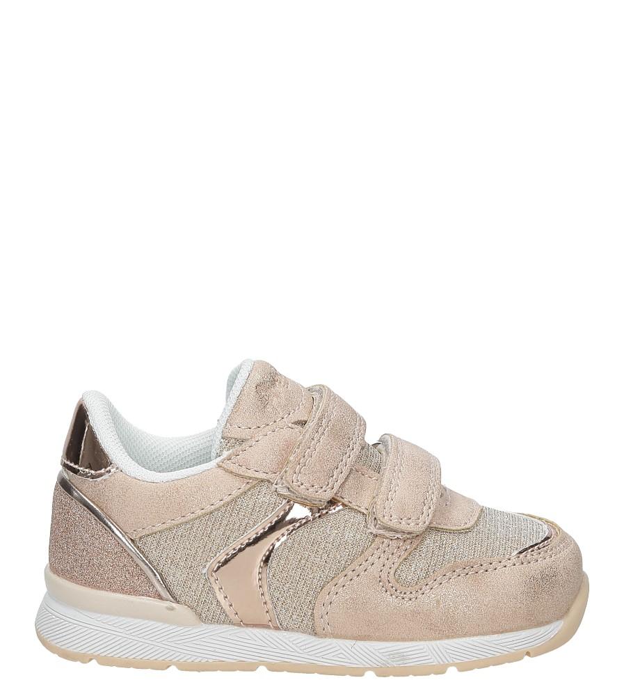 Różowe buty sportowe na rzepy  American K17381
