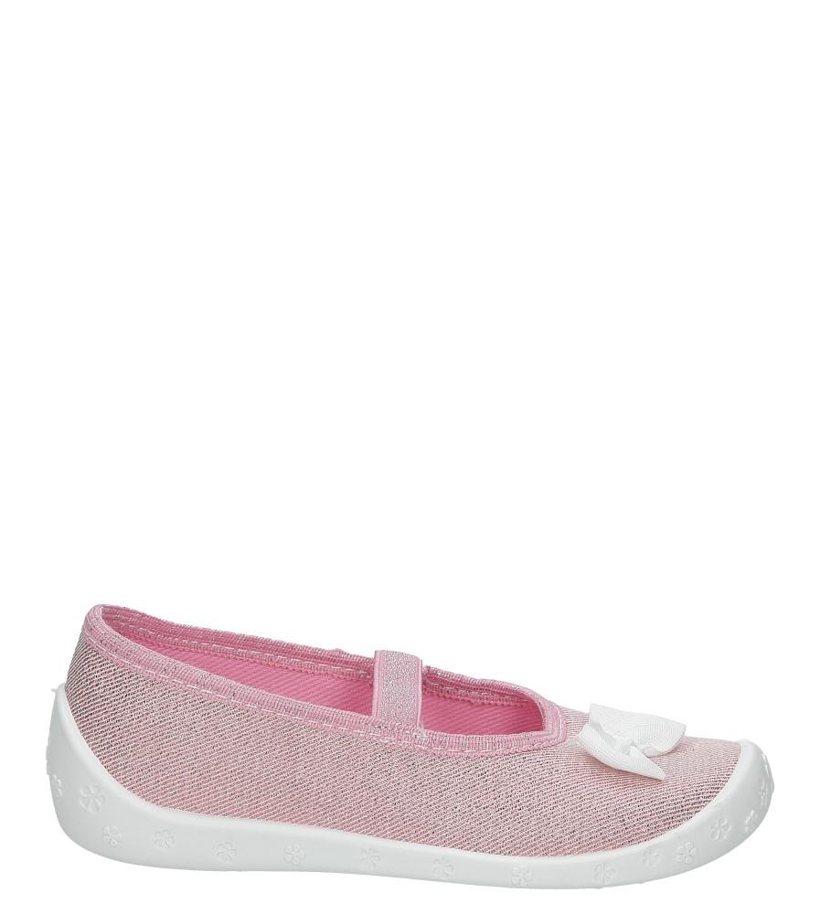 Różowe kapcie Raweks Sylwia S18