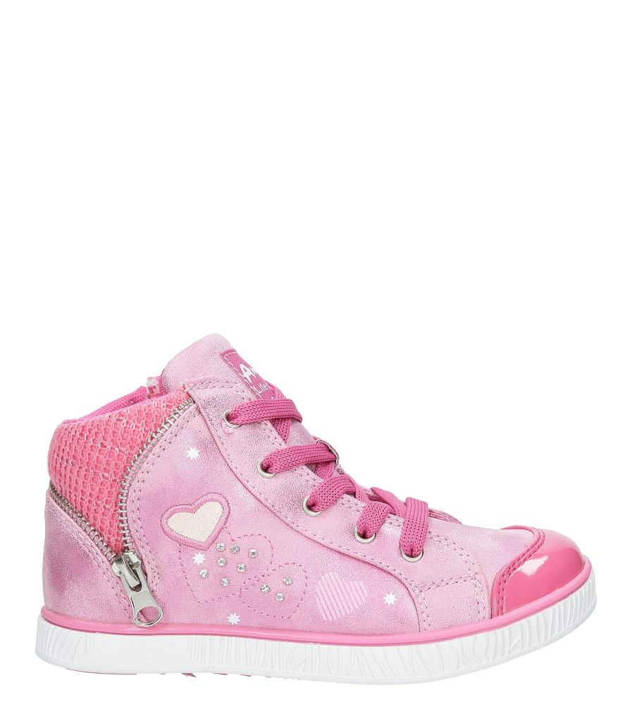 Dziecięce TRAMPKI AMERICAN K13153 różowy;;