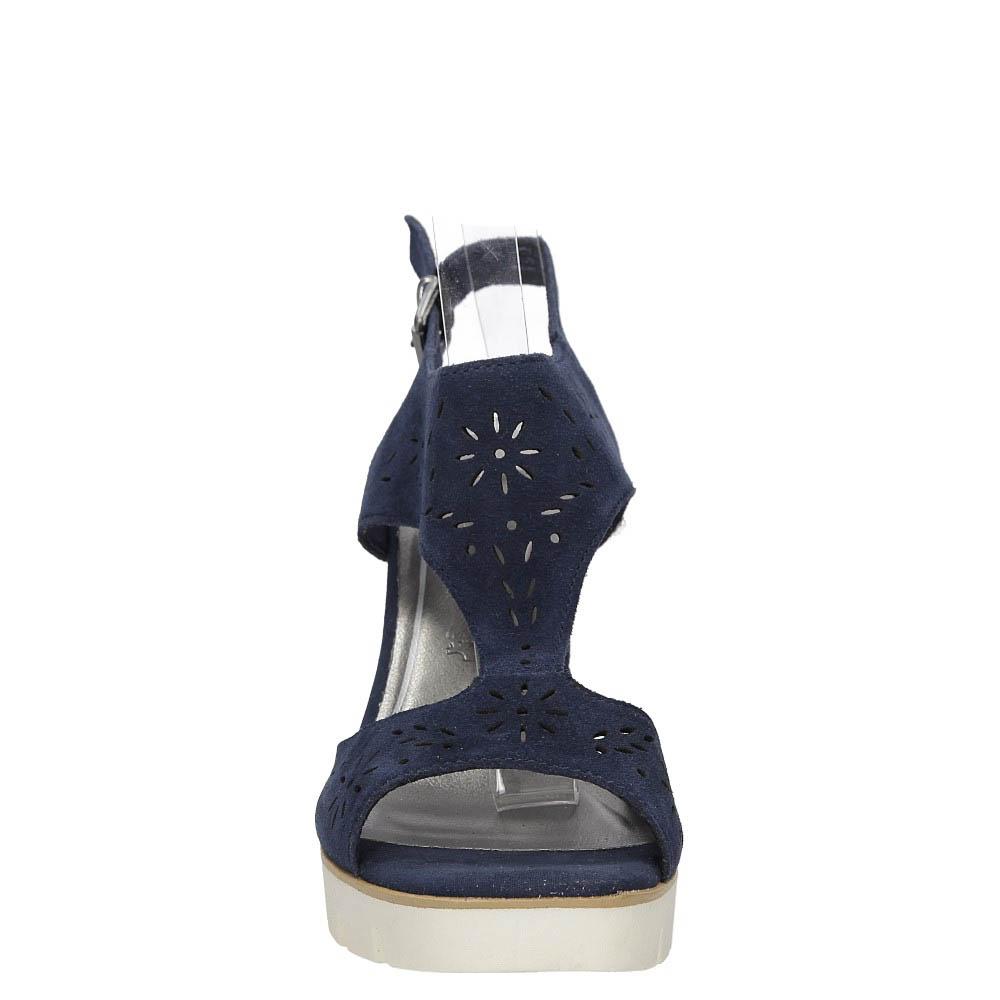 Sandały ażurowe Marco Tozzi 2-28354-28 wysokosc_platformy 2 cm