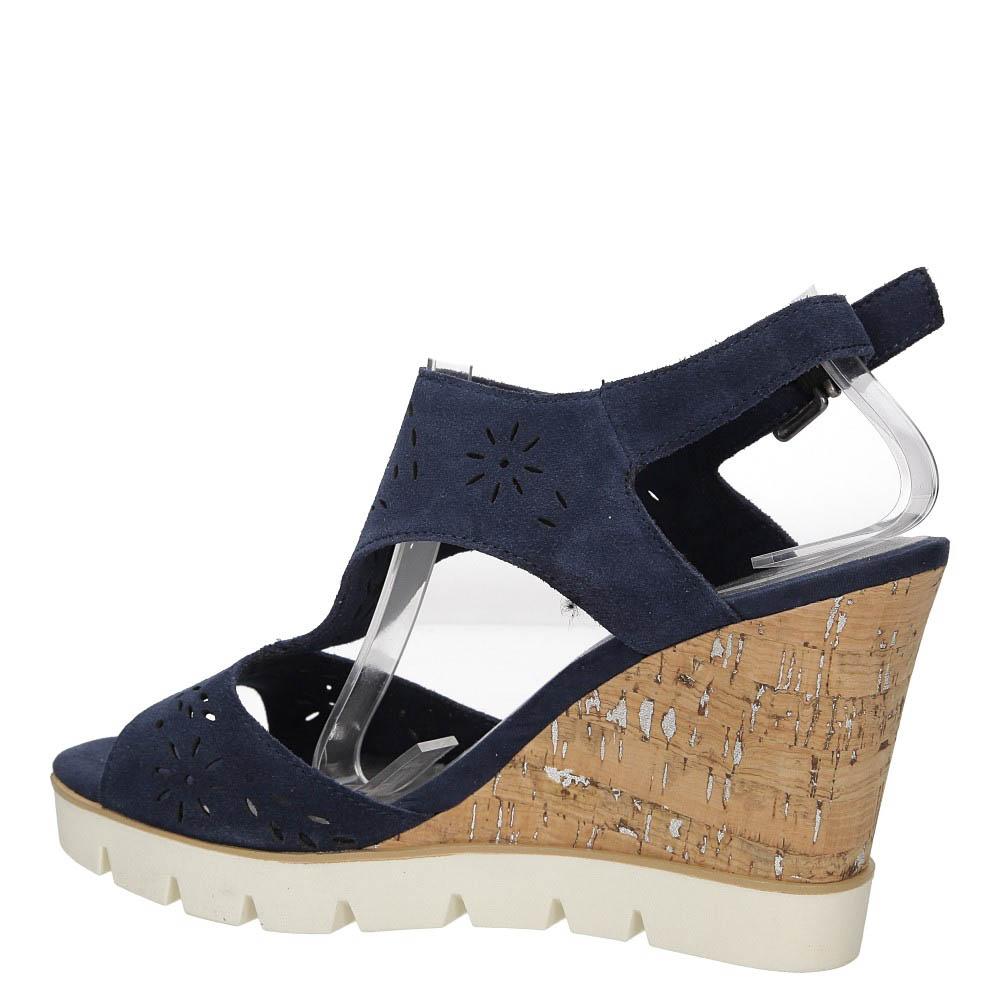 Sandały ażurowe Marco Tozzi 2-28354-28 wys_calkowita_buta 18 cm