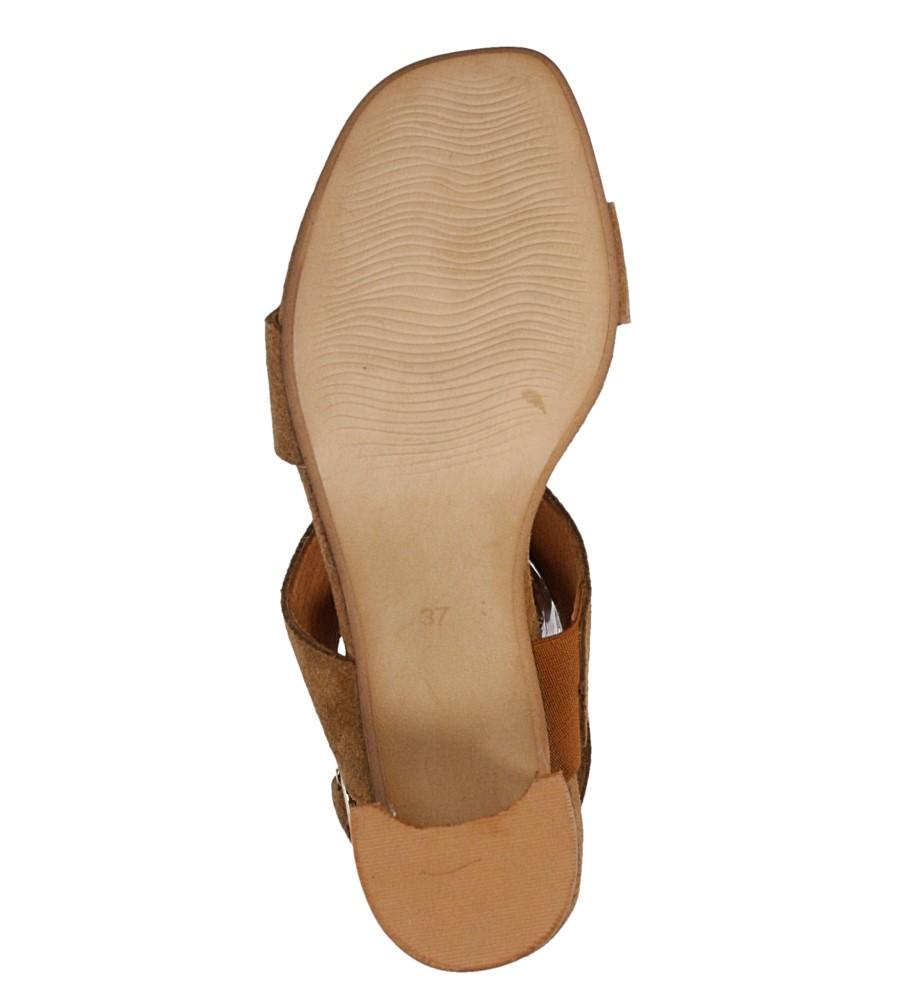 SANDAŁY CASU 6008 nosek_buta otwarty
