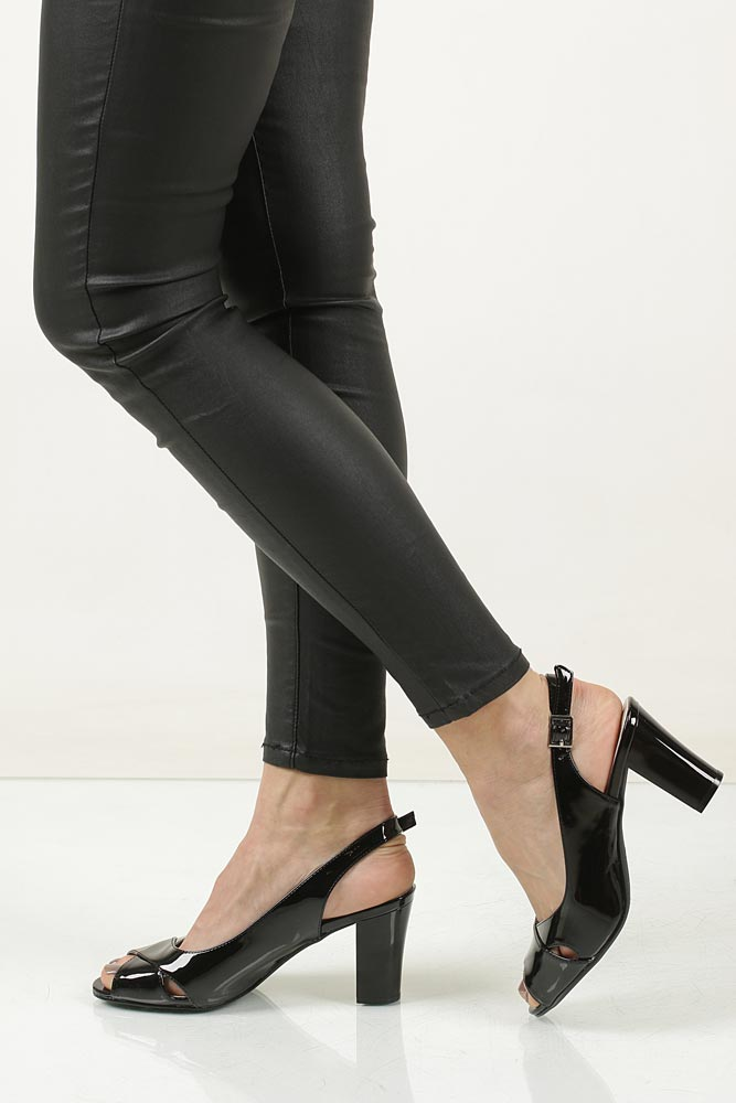 Sandały na słupku Sergio Leone 16171