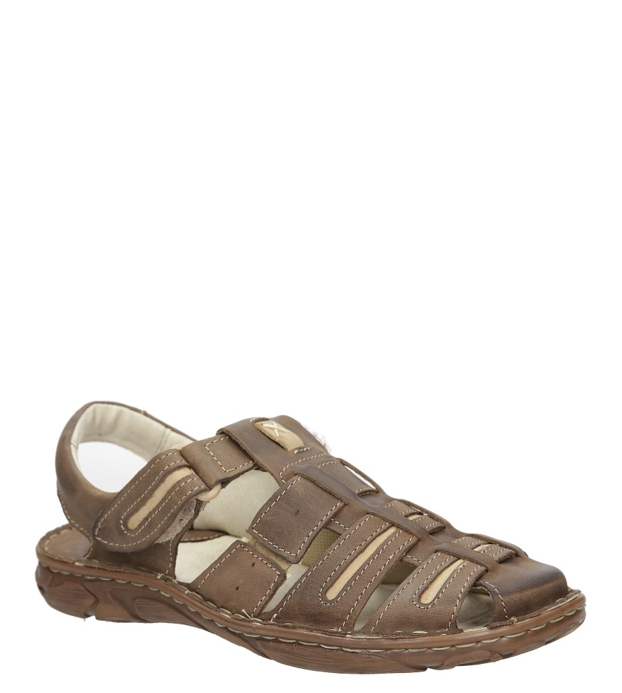 Sandały skórzane Windssor 230 producent Windssor