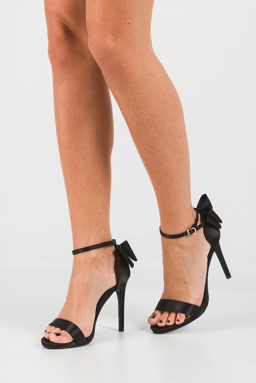 Sandały z kokardą Casu WD-560