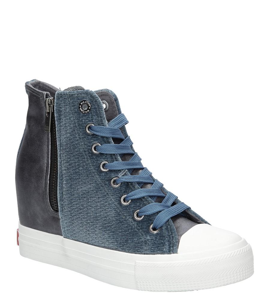 Sneakersy Big Star Y274066