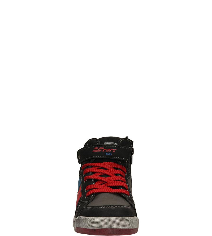 SPORTOWE 3XC6587 kolor ciemny szary, czarny