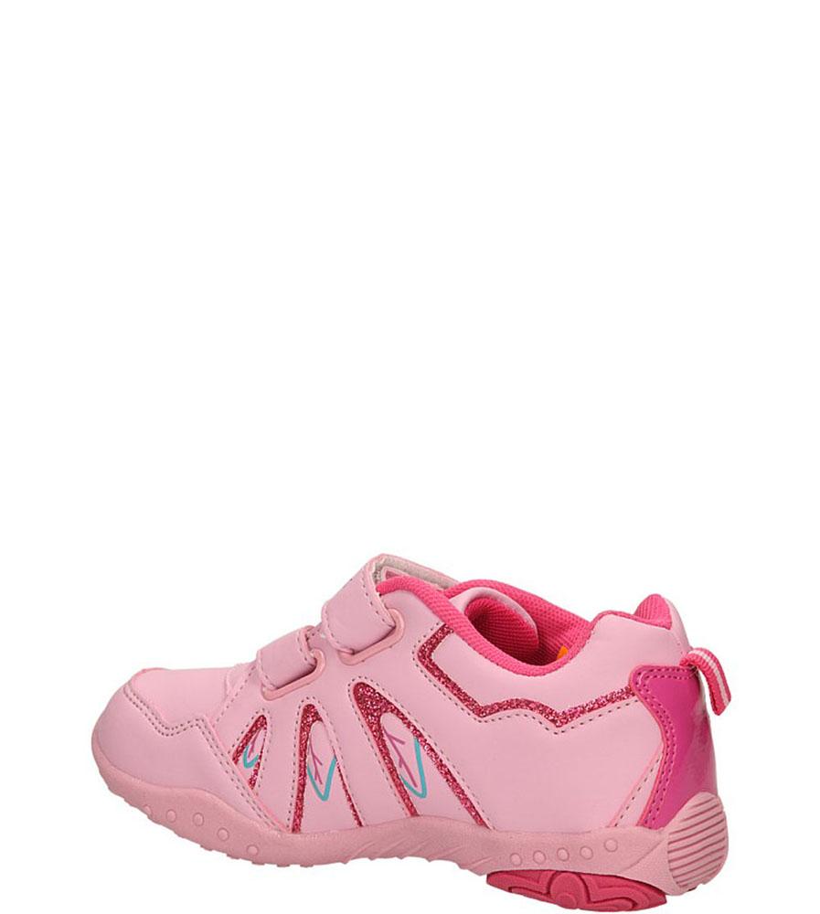 SPORTOWE 3XC6593 kolor fuksja, różowy