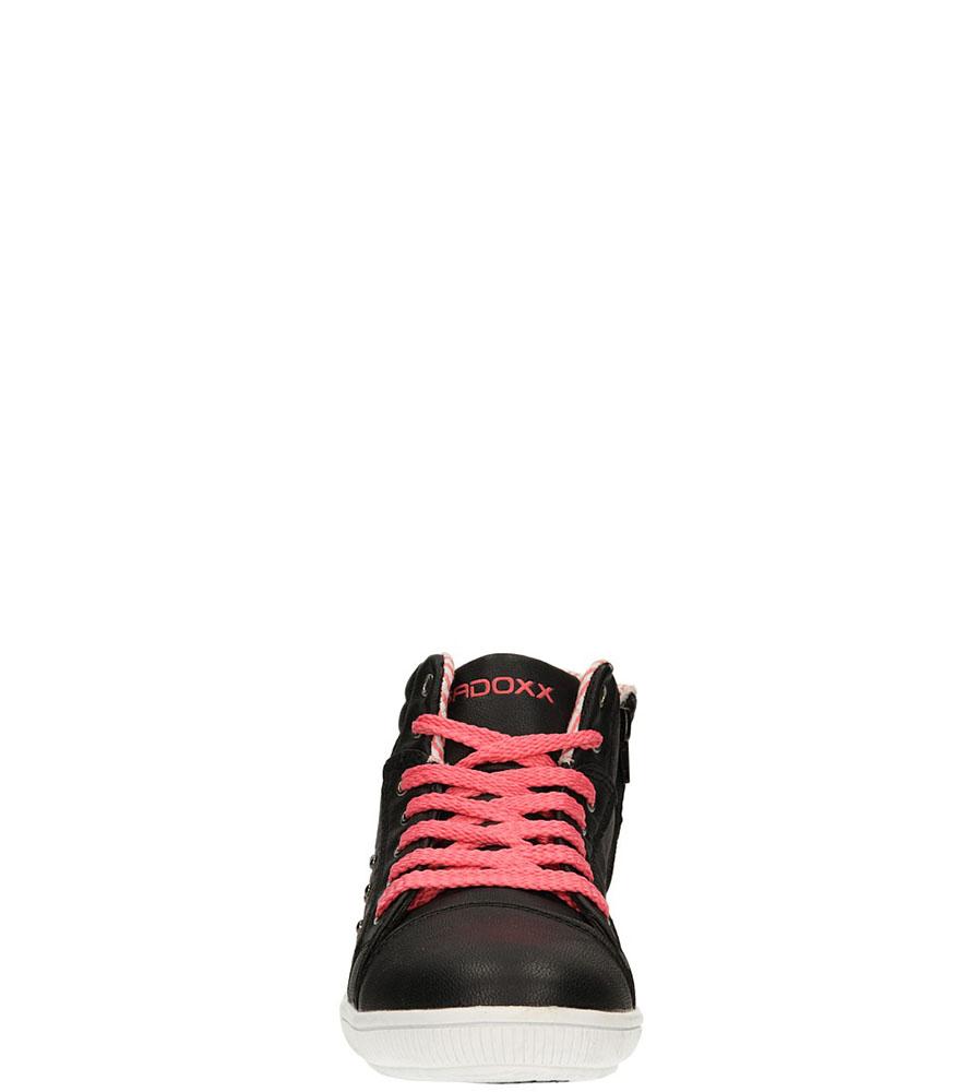 SPORTOWE 5XC6516 kolor czarny, różowy
