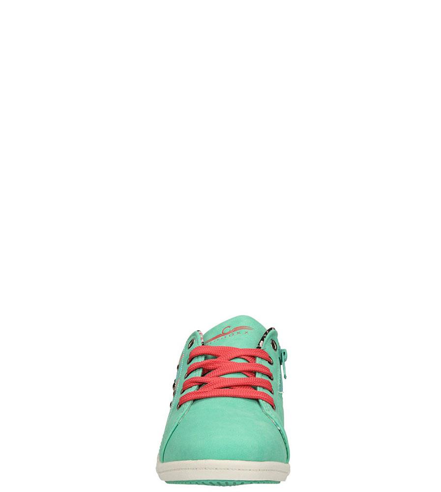SPORTOWE 5XC6570 kolor miętowy