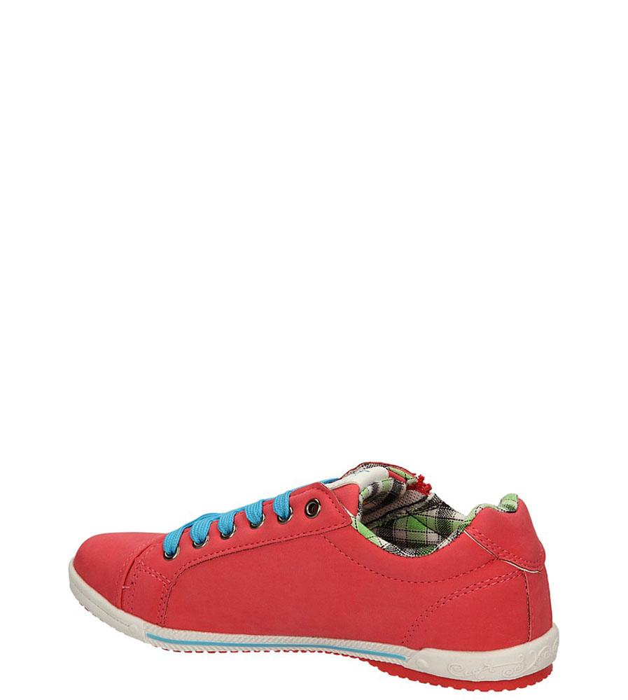 SPORTOWE 5XC6571 kolor czerwony