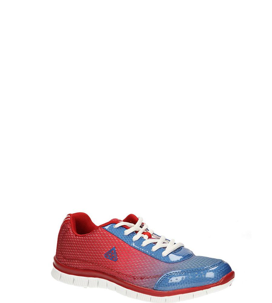 Damskie SPORTOWE AMERICAN 110701 czerwony;niebieski;