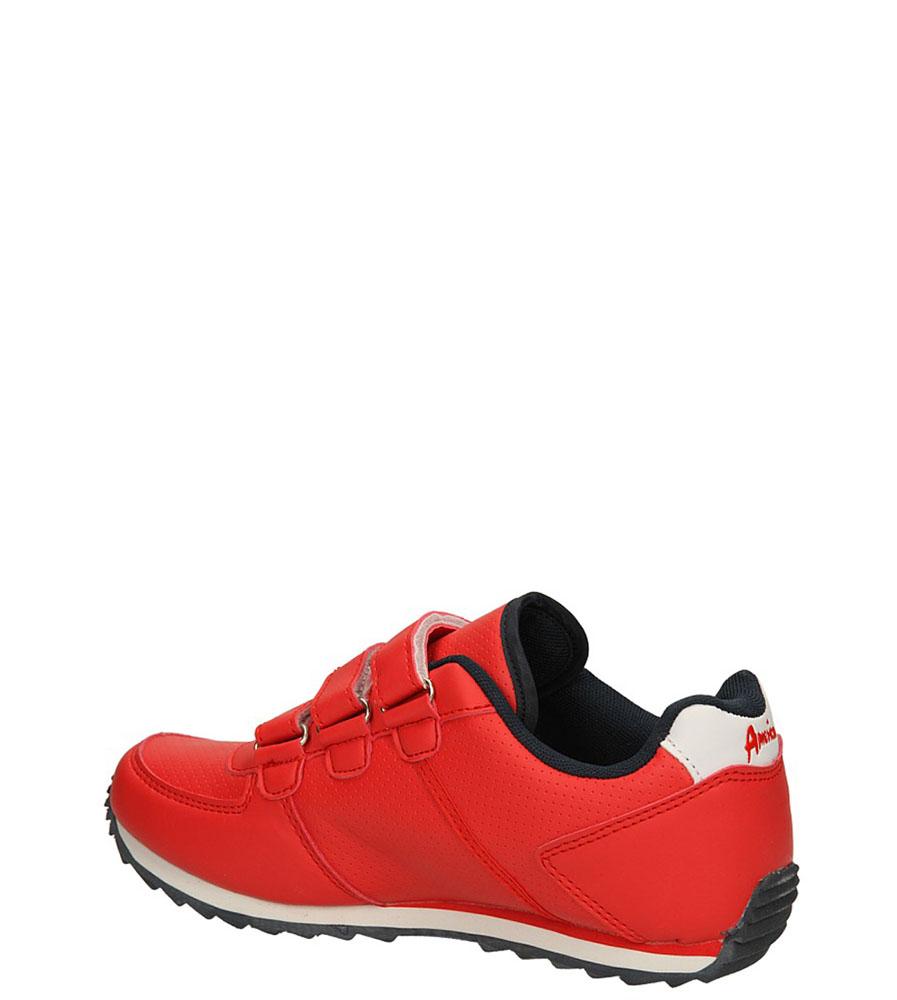 SPORTOWE AMERICAN CA95-06968 kolor czerwony