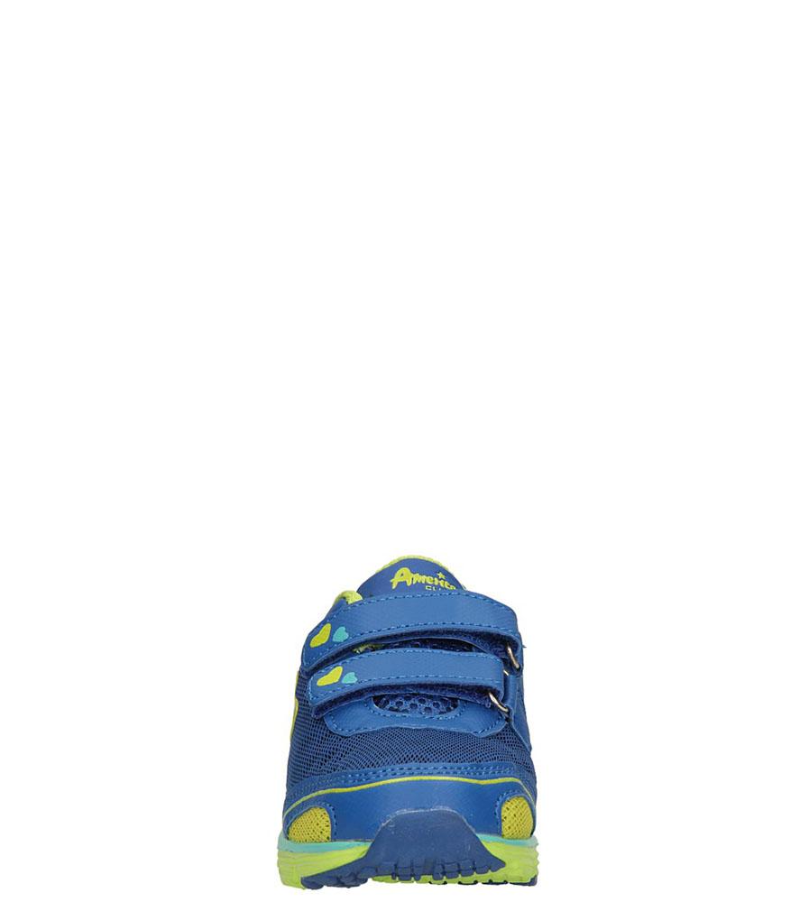 SPORTOWE AMERICAN K121238 kolor niebieski