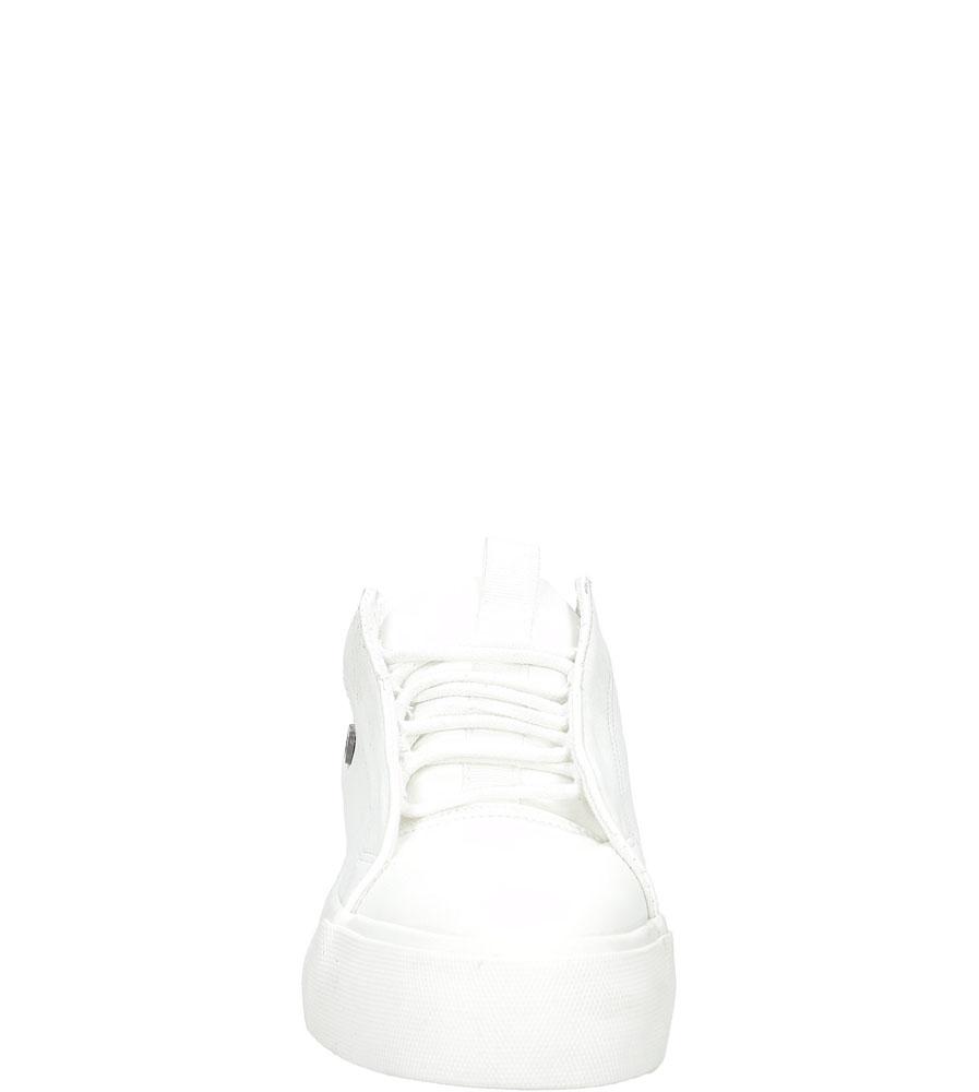 Sportowe Big Star Y274124 kolor biały