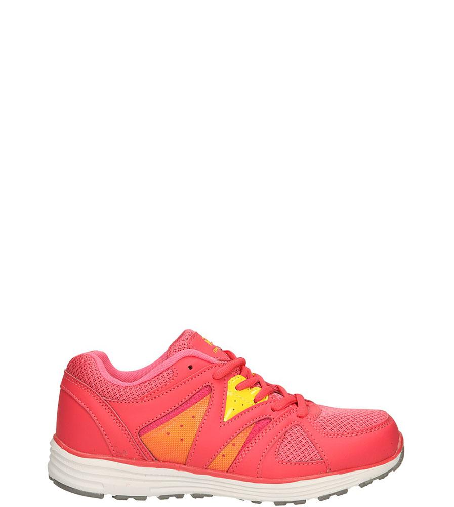 Damskie SPORTOWE CASU 7A-HG84563 czerwony;żółty;