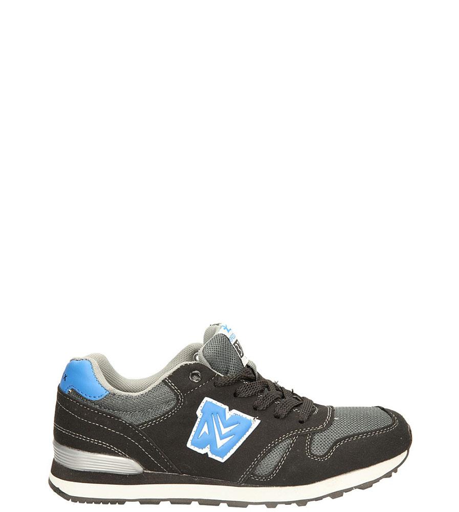 Damskie SPORTOWE CASU LXC6425 czarny;niebieski;
