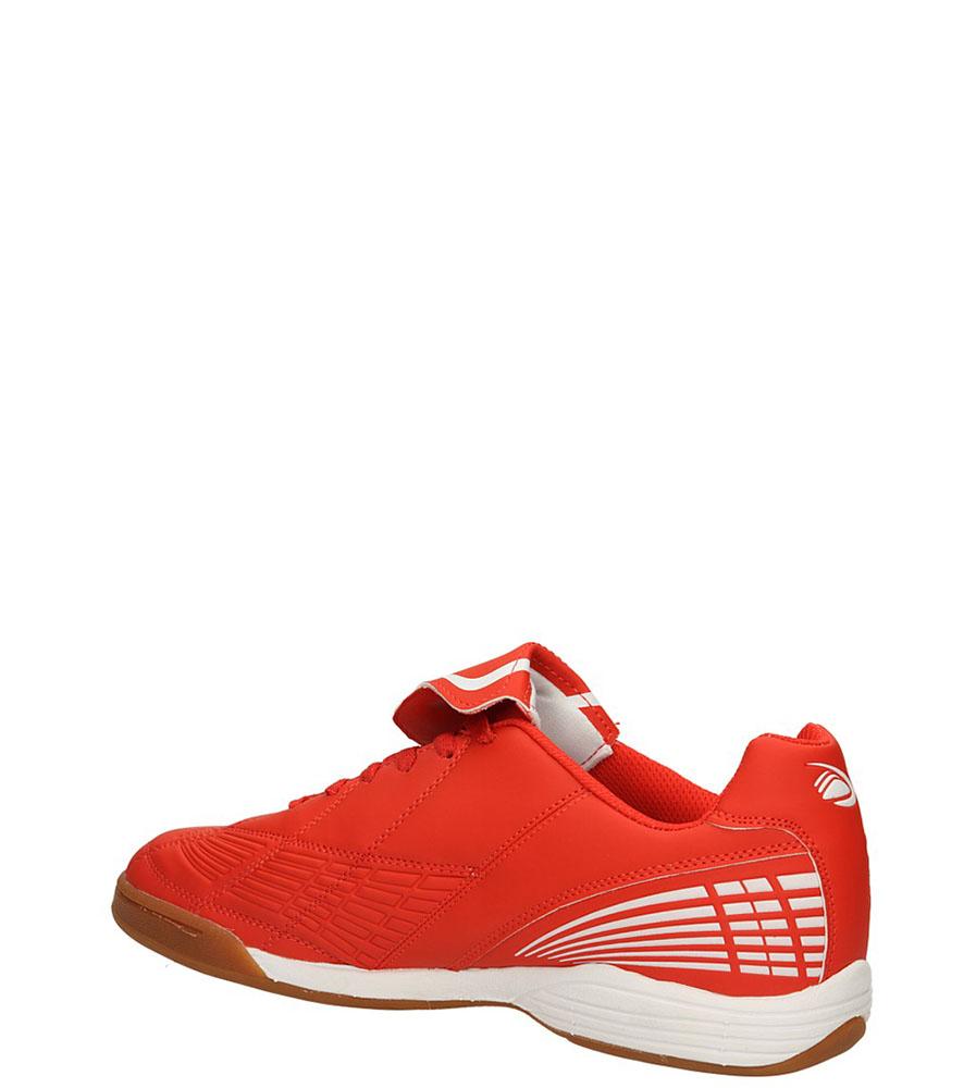 SPORTOWE CASU SD762 kolor czerwony