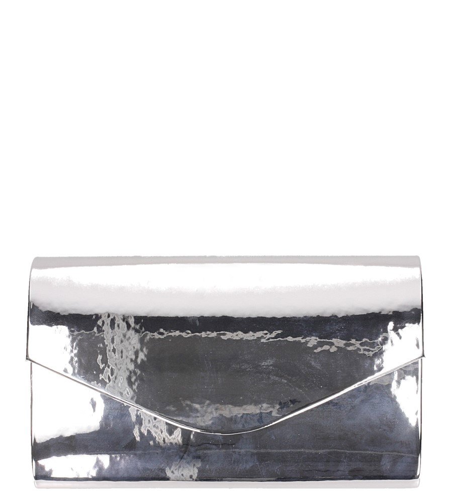 Srebrna torebka wizytowa lustrzana Casu R20B